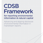 CDSB publishes framework for reporting environmental information and natural capital