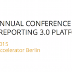 Takeaway from the Reporting 3.0 Conference