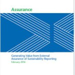 Assurance: Generating Value from External Assurance of Sustainability Reporting