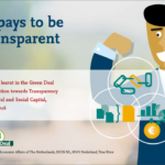 It Pays to Be Transparent on Natural and Social Capital