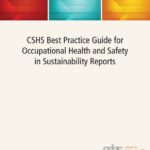 Center for Safety and Health Sustainability Releases Metrics to Advance Standardized Reporting