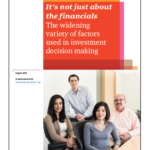 New PwC report shows that 'Integrated Reporting' makes long-term value-creation transparant