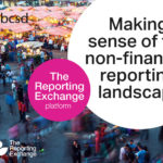 The new Reporting Exchange platform helps companies make sense of non-financial reporting