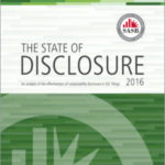 New Report SASB is First to Benchmark Sustainability Disclosures in SEC Filings