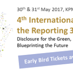 Discover the future of reporting at the 4th International Conference of the REPORTING 3.0 Platform May 30-31, 2017 in Amsterdam