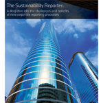 Thomson Reuters Report Highlights Challenges and Benefits of New Corporate Sustainability Reporting Processes