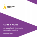 Core & More: An opportunity for smarter corporate reporting