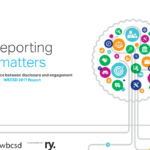 Measurable improvement in sustainability reporting among top global companies