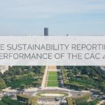 The Sustainability Reporting Performance of the CAC 40