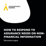 How to respond to assurance needs on non-financial information
