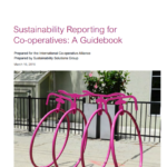 The International Co-operative Alliance has published a new guide for sustainability reporting