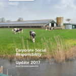 Corporate Social Responsibility Update 2017