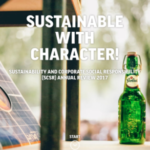 Sustainability and Corporate Social Responsibility Annual Review 2017