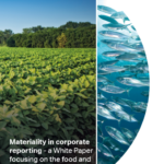 New research highlights how companies in the food and agriculture sector report on ESG-related issues
