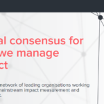 Global Reporting Initiative (GRI) co-launches Impact Management Project