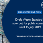 ​Draft GRI Waste Standard out for public comment