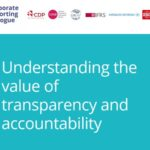 Understanding the value of transparency and accountability