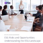 DFIN Survey Reveals Gaps in Implementation and Reporting of Environmental, Social and Governance Issues