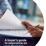 A buyer's guide to assurance on non-financial information