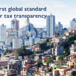 First global standard for tax transparency
