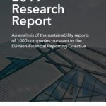 Landmark research on 1000 European companies shows troubling poor quality of reporting on sustainability issues