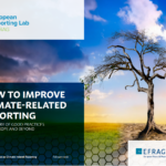 EFRAG published good practices in Europe on how to improve climate-related reporting