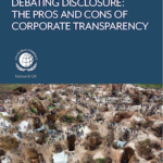 New Global Compact Network UK Report Explores Pros and Cons of Corporate ESG Transparency