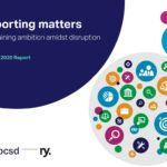 Pushing the needle forward amidst disruption: new report showcases more robust sustainability reporting