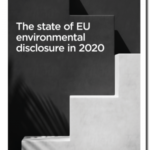 The state of EU Environmental Disclosure in 2020